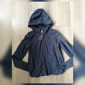 Ivivva by Lululemon studio reversible jacket